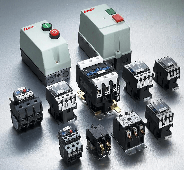 AC Contactor:Manufacturer and Supplier | Anssin Electric