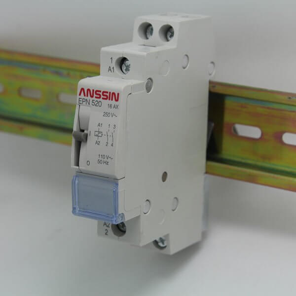epn impulse latching relay